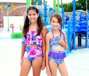 Modest Tween Swimsuit