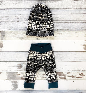 Slouchy Tribe Set