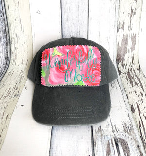 Wonderfully Made Hat