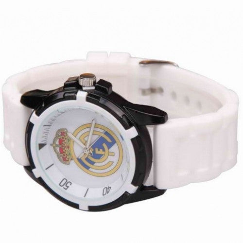 Royal Madrid Football Fans Quartz Watch