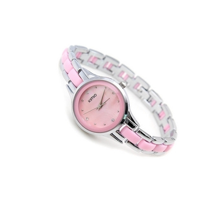 Kimio top brand luxury wrist watch for women Rhinestone crystal fashion