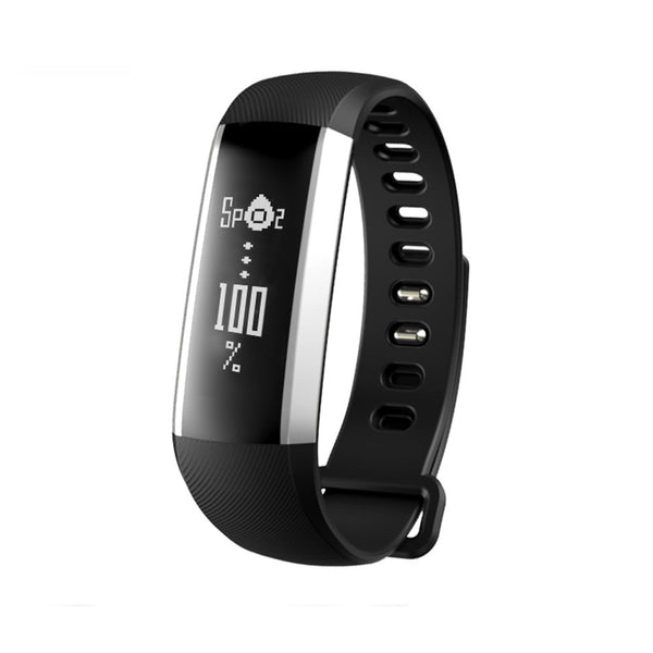 New Blood Pressure Heart Rate Monitor Smart Bracelet Snart Watch For Android Fast Shipping Feida