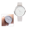 Lady's Full Steel Kid Watches Dress Gift Quartz Wristwatch