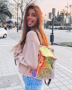 FELIPE - Holographic bag