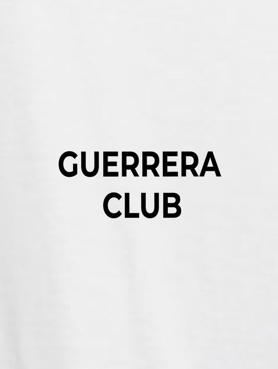 GUERRERA CLUB - Graphic Tee - Flamingueo