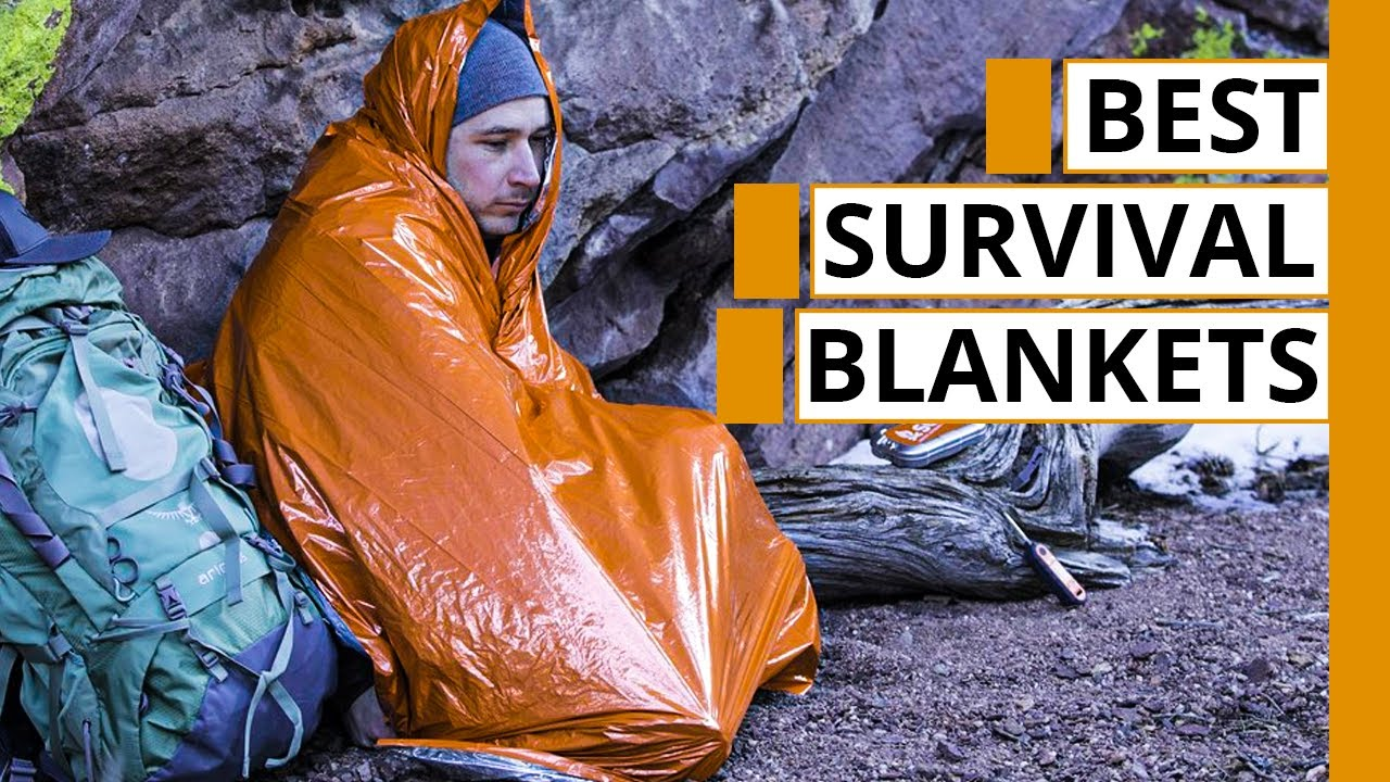 Top 5 Best Survival Blankets by Outdoor Zone