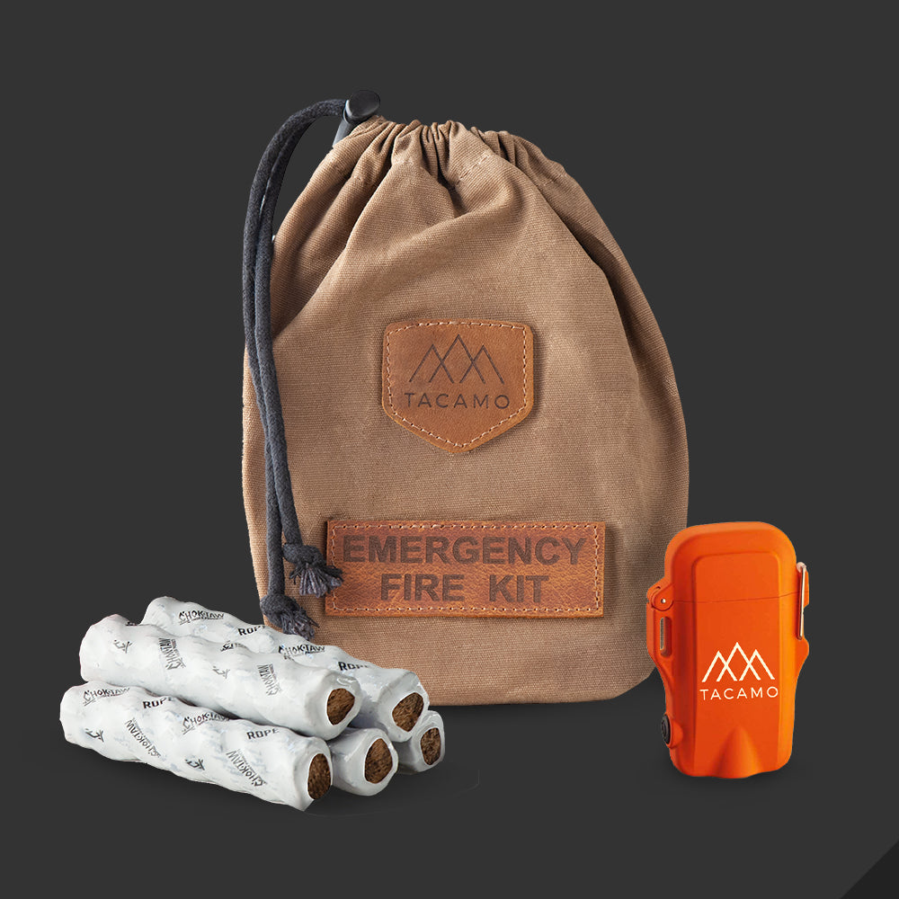 Emergency Fire Kit and Arc Lighter