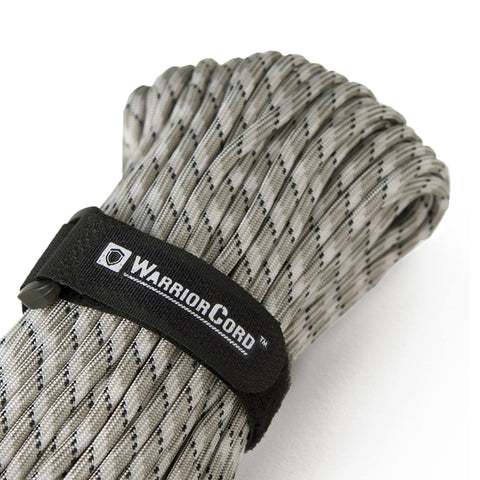 MIL-SPEC WarriorCord | URBAN CAMO, 100 FEET WarriorCord Titan Survival