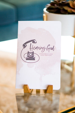 Hearing God Journal
