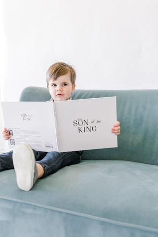 Son Of The King Book