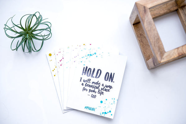 Truth Over Lies Note Cards (set of 5)
