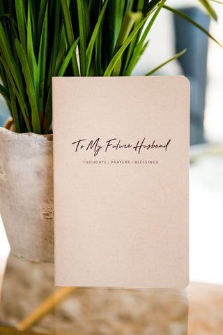Future Husband Prayer Journal