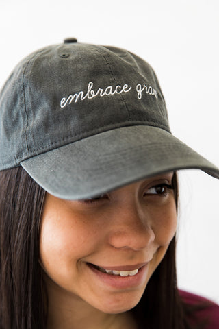 Embrace Grace Hat