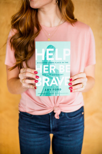 Help Her Be Brave Book