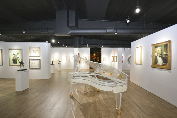 COMM2050 - Art Gallery / Warehouse