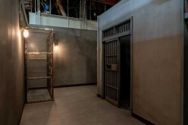 FILM Stage - Jail/Police Station - COMM2053