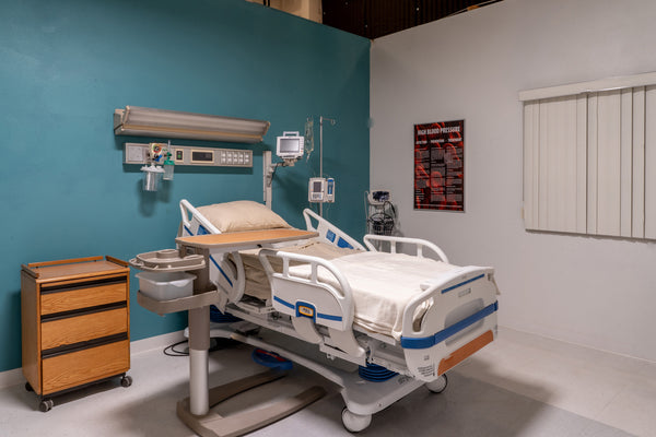 FILM Stage - Hospital ER /Morgue - COMM2054
