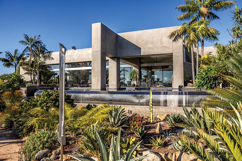 Modern - MO2053 - w/Vineyard - Newport Beach