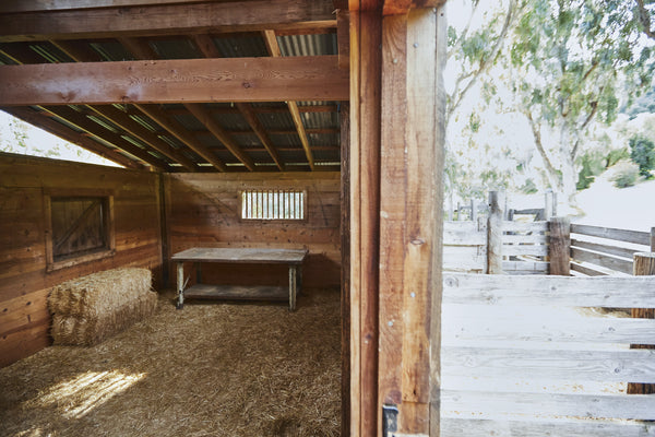 Ranch - RA3125-02 - Barn