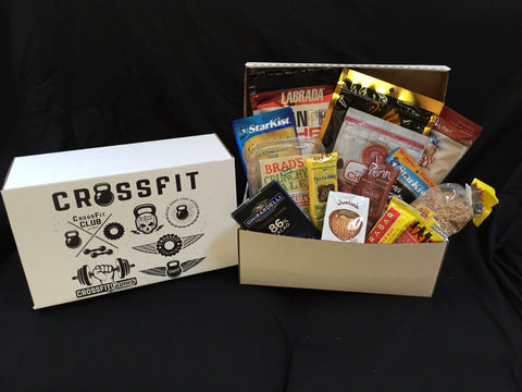 Crossfit Paleo Themed Gift Basket - Fitastic Gift Basket