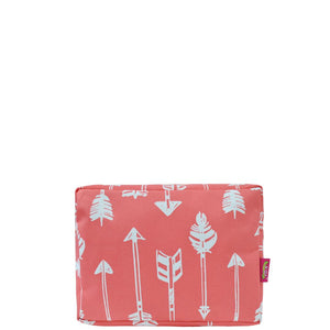 NGIL Large Travel Cosmetic Pouch Bag (Arrow)