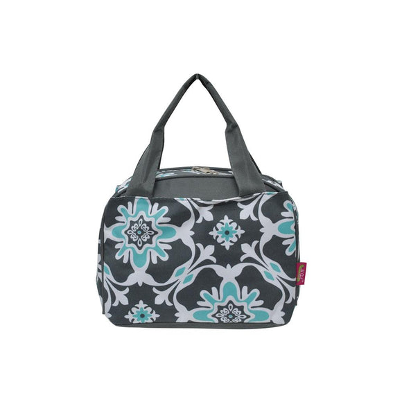 NGIL Insulated Lunch Bag Quatro Vine Grey