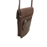 Pielino Women's Genuine Leather Small Crossbody Bag Cell Phone Purse