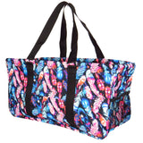 "EGFAS All Purpose Open Top 23"" Classic Extra Large Utility Tote Bag (Feather Black)"