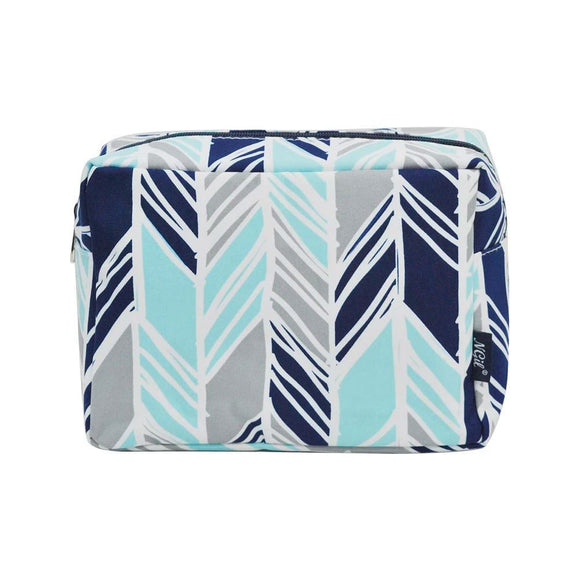 NGIL Large Travel Cosmetic Pouch Bag Sassy Chic