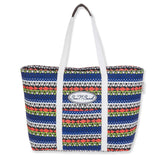 Sun N' Sand Sula Large Straw Beach Shoulder Tote Bag 6020