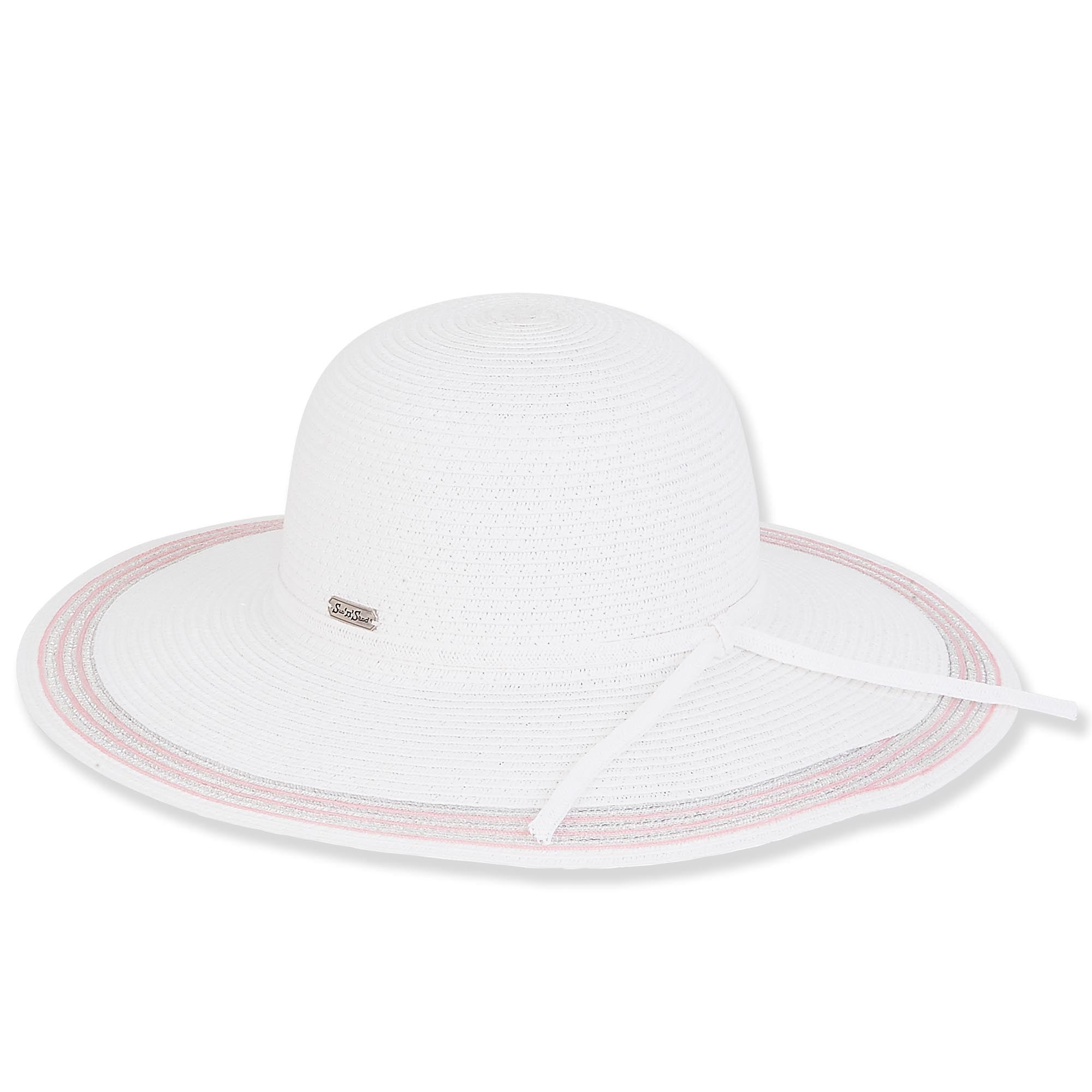 799bdf9c6c29b Sun N  Sand Women s Wide Brim Summer Beach Floppy Sun Hat 1585 – Sha ...