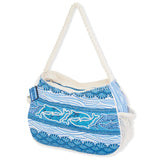 Messina Dolphin Shells Medium Hobo Shoulder Bag 1372