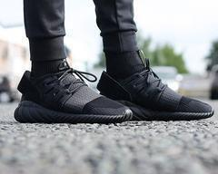 adidas Originals Tubular Doom Primeknit 'Core Black'