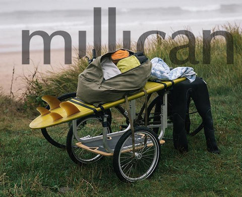 Millican Bags at Urban Industry