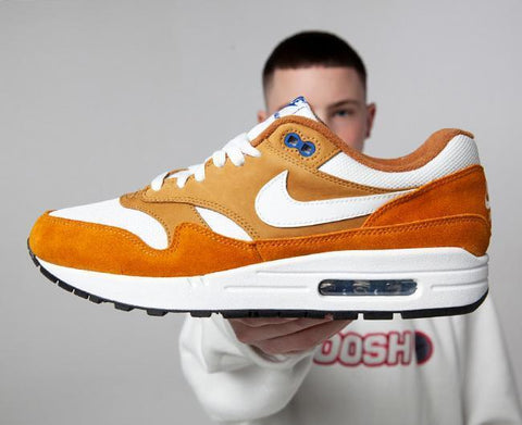 NIKE AIR MAX 1 PREMIUM RETRO | DARK CURRY AT URBAN INDUSTRY