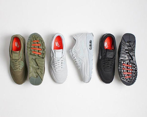 "Nike Air Max 90 Ultra ""Breathe"" Tonal Pack"