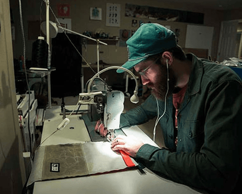 INTRODUCING: Christopher Leiter, SAND Pack Co. - Urban Industry Maker Collaboration