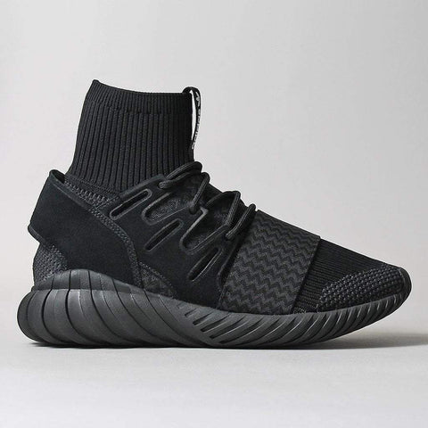 Adidas Originals Tubular Doom Primeknit - Core Black/Night GreyFTWR White - LAUNCHED Friday 9th September 08:00am BST