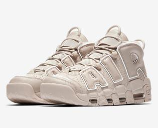 The Nike Air More Uptempo '96 'Light Bone' Arrives at Urban Industry