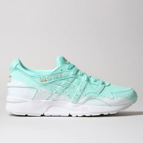 "Asics Gel Lyte V Shoes - Light Mint/Light Mint - ""Snowflake"" Pack - LAUNCHED FRIDAY 25TH NOVEMBER 2016 00:01 AM GMT"