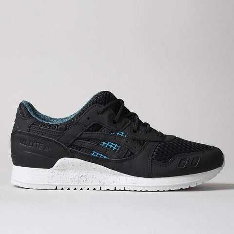 "Asics Gel Lyte III - Black/Black ""30 Years of GEL"" Pack - LAUNCHED SATURDAY 5TH NOVEMBER 2016 00:01 AM BST"