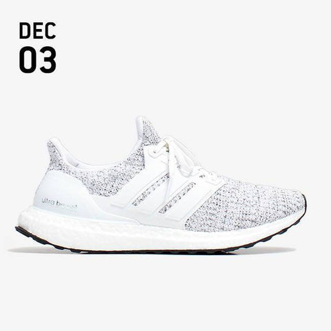 Adidas UltraBOOST Shoes - Non-Dyed/Footwear White/Grey Six