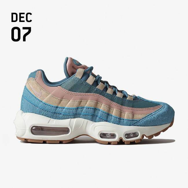 d815daef21a ... newest collection 9eabe a8314 NIKE WOMENS AIR MAX 95 LX SHOE - SMOKEY  BLUESMOKEY BLUE-
