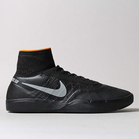 Nike SB Hyperfeel Koston 3 XT - Black/Silver/Orange - LAUNCHED Saturday 01st October 08:00am BST