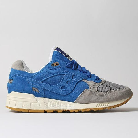 Saucony X Bodega Elite Shadow 5000 Shoes - Blue/Grey - LAUNCHED Saturday 15th October 2016 08:00am BST