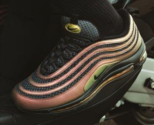 Nike x Skepta Air Max 97 at Urban Industry