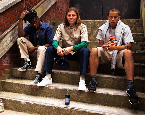 Dickies x Urban Industry x Proper Mag Summer Look Book