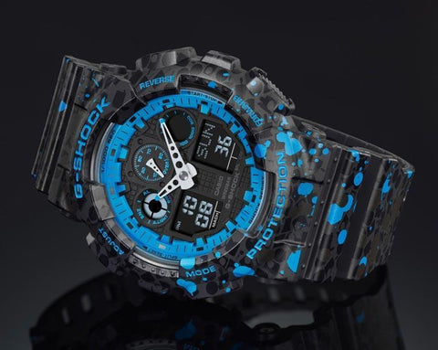 Casio G-Shock x Stash GA-100 Watch Launches at Urban Industry