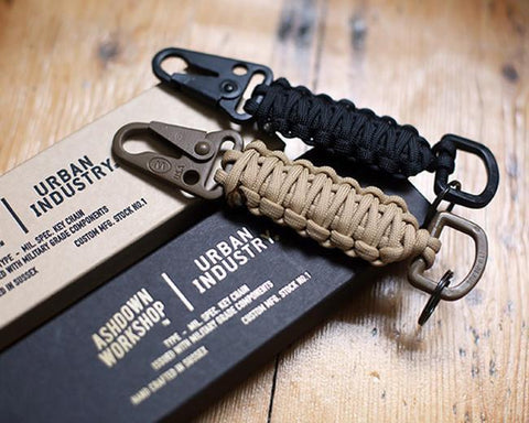 Urban Industry x Ashdown Workshop MIL-SPEC Key Clip
