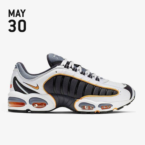 Nike Air Max Tailwind IV Shoes - Metro Grey/White/Resin/White - AQ2567-001